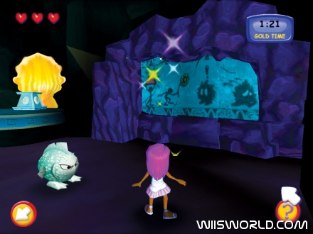 JumpStart Escape from Adventure Island screenshot