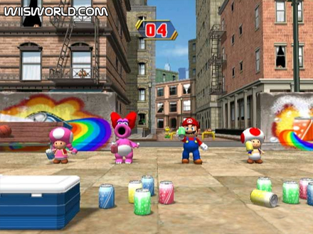 mario party 8 on wii. Black Bedroom Furniture Sets. Home Design Ideas
