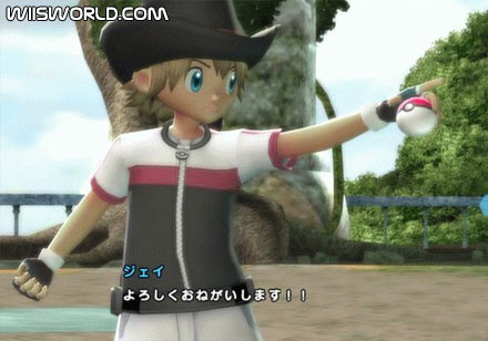 Pokemon Battle Revolution screenshot