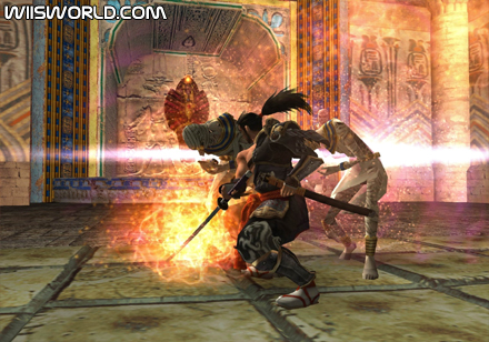 Soul Calibur Legends screenshot