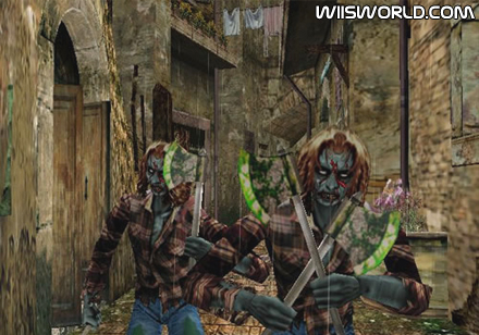 The House of the Dead 2 & 3 Return screenshot