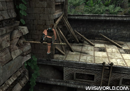Tomb Raider Underworld On Wii