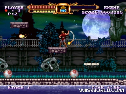Castlevania Rebirth screenshot