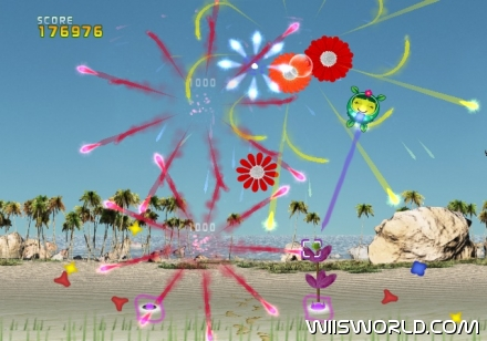 Flowerworks screenshot
