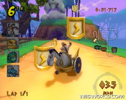 Heracles Chariot Racing screenshot