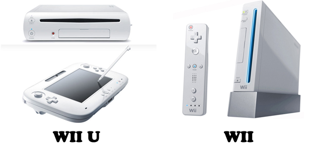 What's the difference between Wii U and Wii?