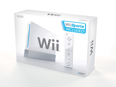 Wii packaging